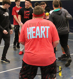 SJVHS Students and Faculty Participate in Jump Rope for the Heart
