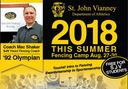 SJVHS is hosting a Fencing Camp!