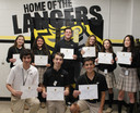 SJVHS September Students of the Month