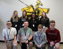 SJVHS March Students of the Month