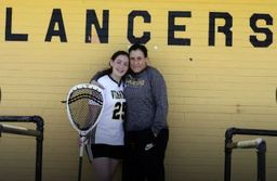 Great article about SJVHS Girls' Lacrosse Coach Mrs. DiMezza and Her Daughter Madeline!