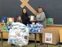 SJVHS Collects Items To be Donated to Sylvia's Children Charity