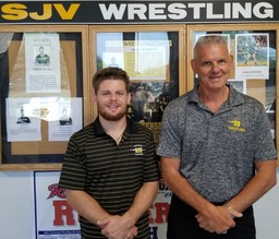 SJVHS Welcomes A New Wrestling Coach!