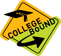 Image Of A College Bound Logo For Students From Catholic School In Monmouth County - Saint John Vianney High School