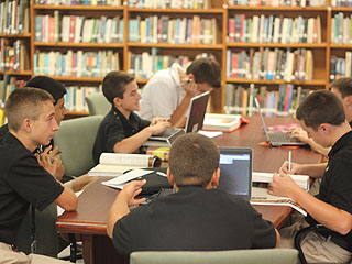 Technology Department - Holmdel, NJ - Saint John Vianney High School