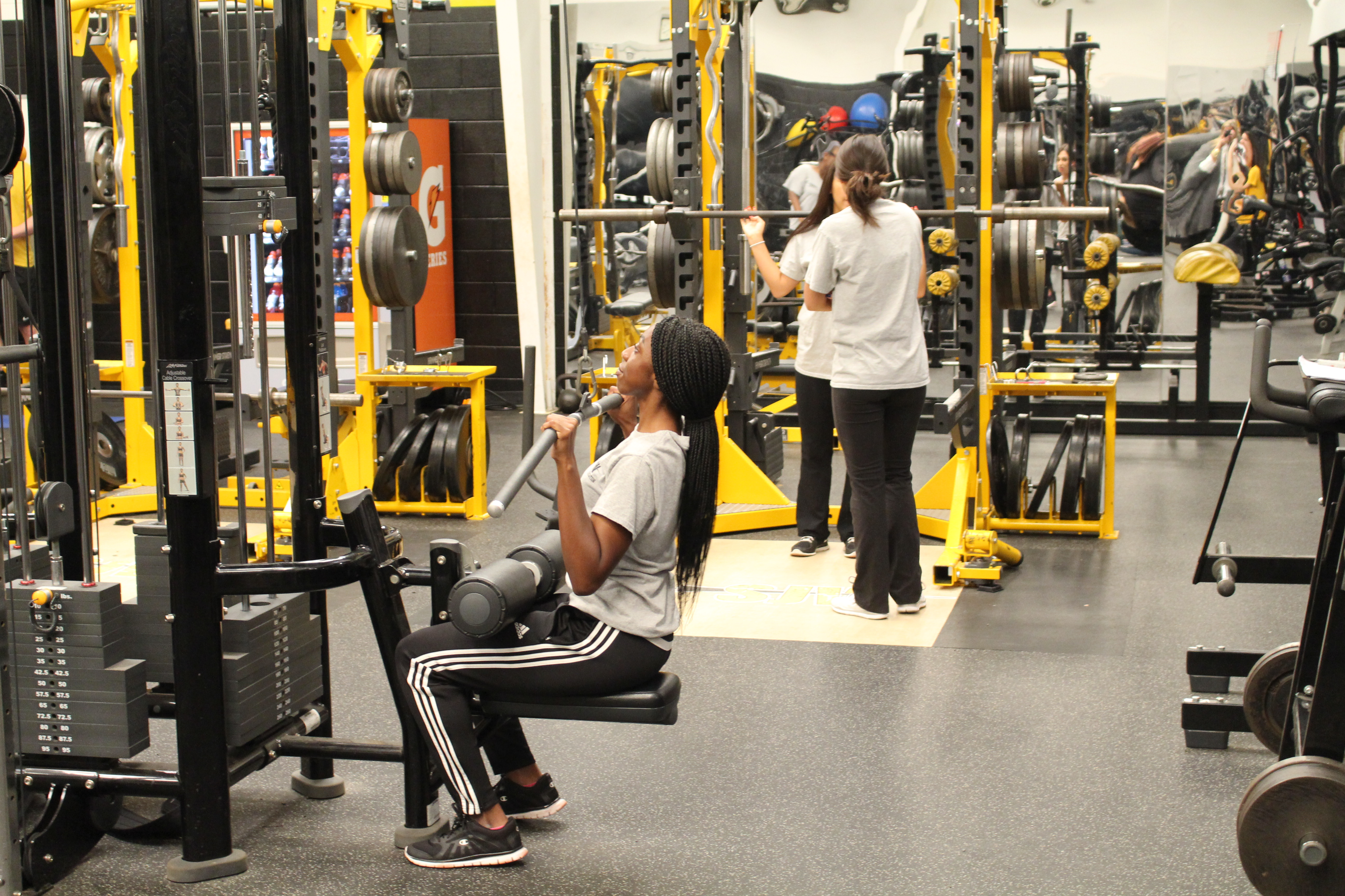 Strength and Conditioning - St  John Vianney High School